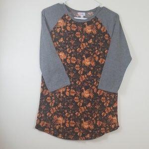 Lularoe 3/4 Sleeve TShirt Size M